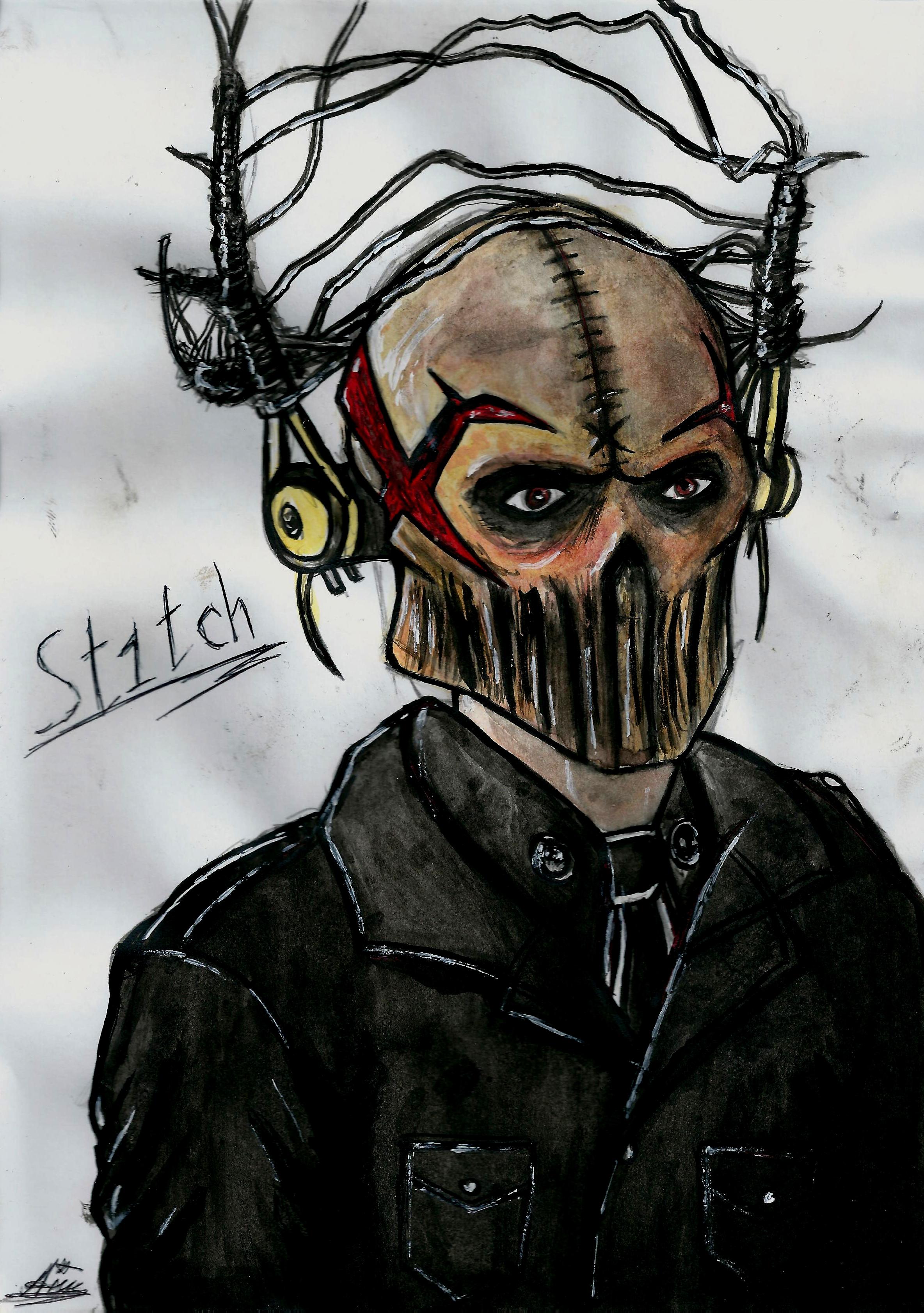 St1tch by NiGHTSgirl666