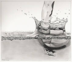 Splashing water by elvenart24