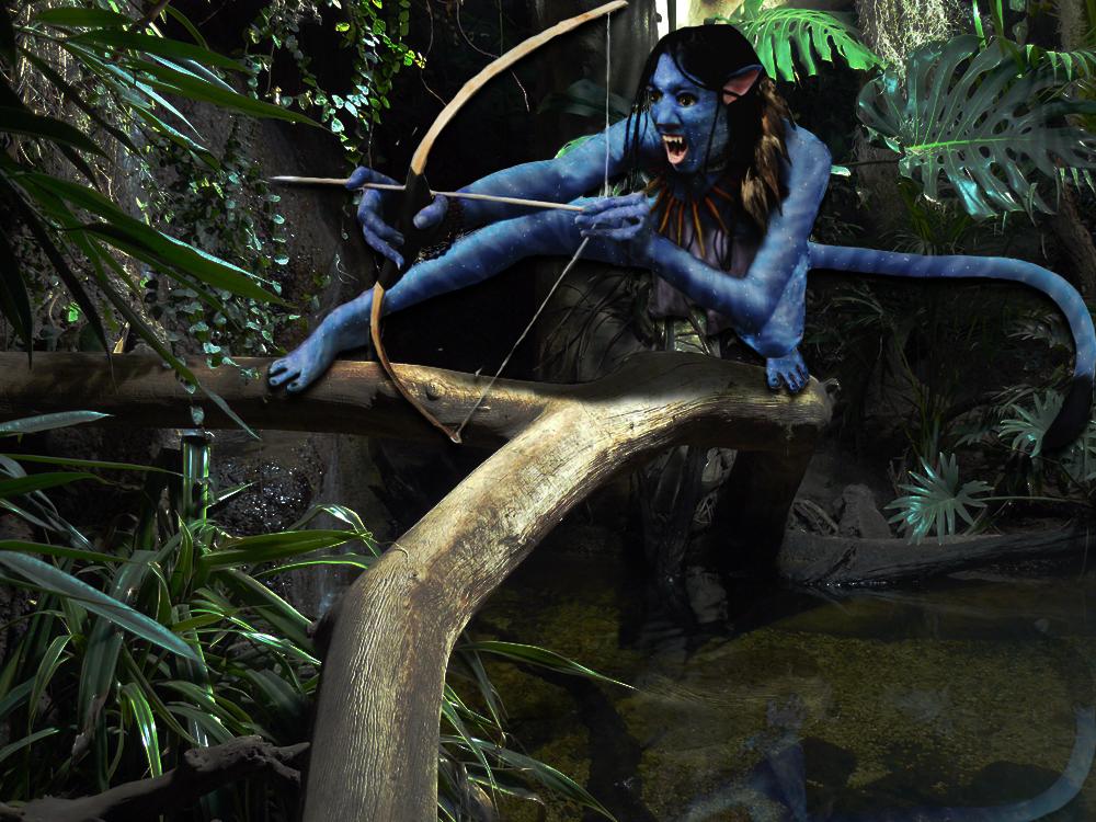 Welcome to Pandora by WereKatt