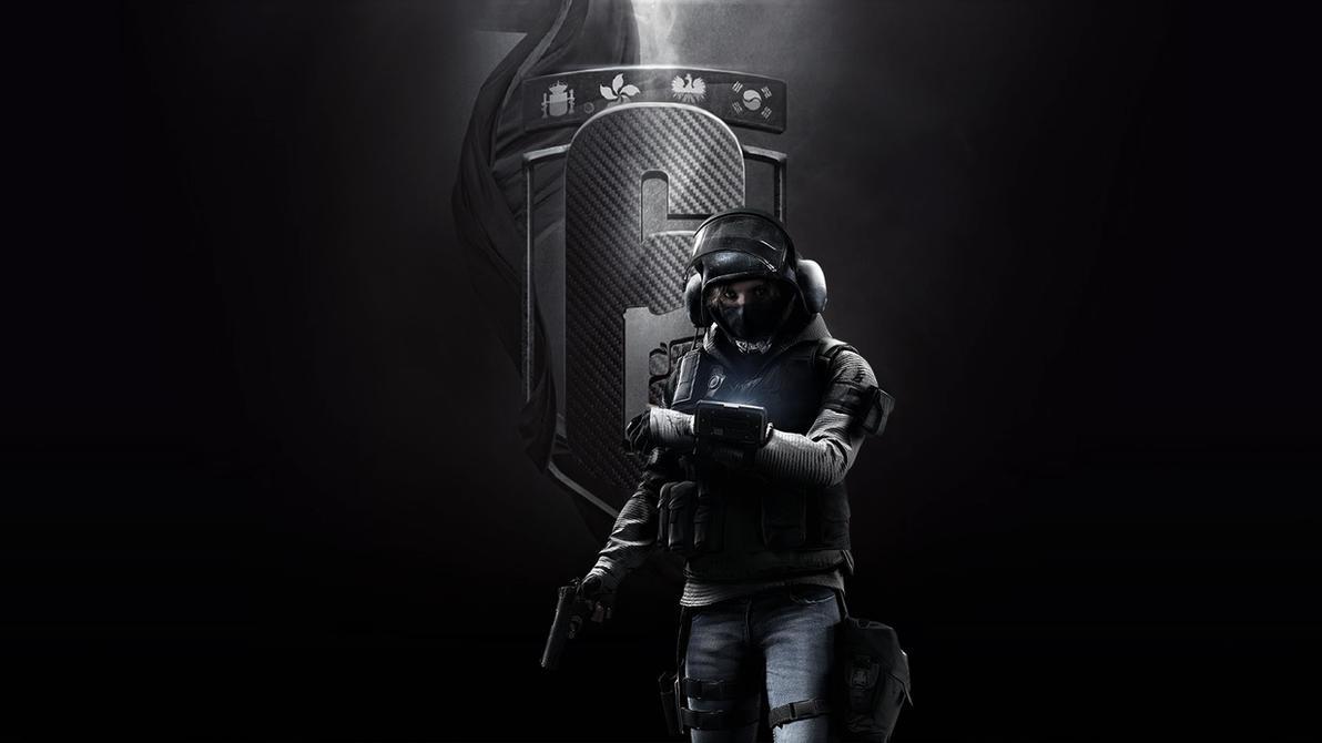 IQ - Rainbow Six Siege by CaptainBombastic on DeviantArt