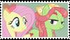 FlutterHugger [Stamp] by Iesbeans