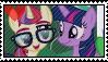 TwiDancer [Stamp] by Iesbeans