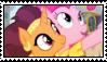 SaffronPie Stamp by Iesbeans