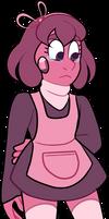 SU OC - Maid Ruby