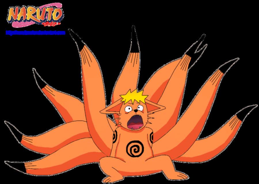 Naruto Baby Kurama By Narutocolor