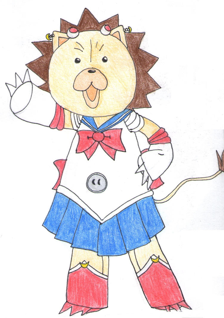 Sailor Kon by sohol