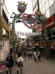 Harajuku: First Impression by ShiverZPhotography
