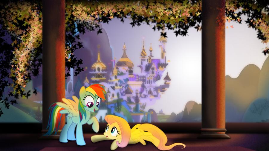 Pony Daybreak by NomDeCheval