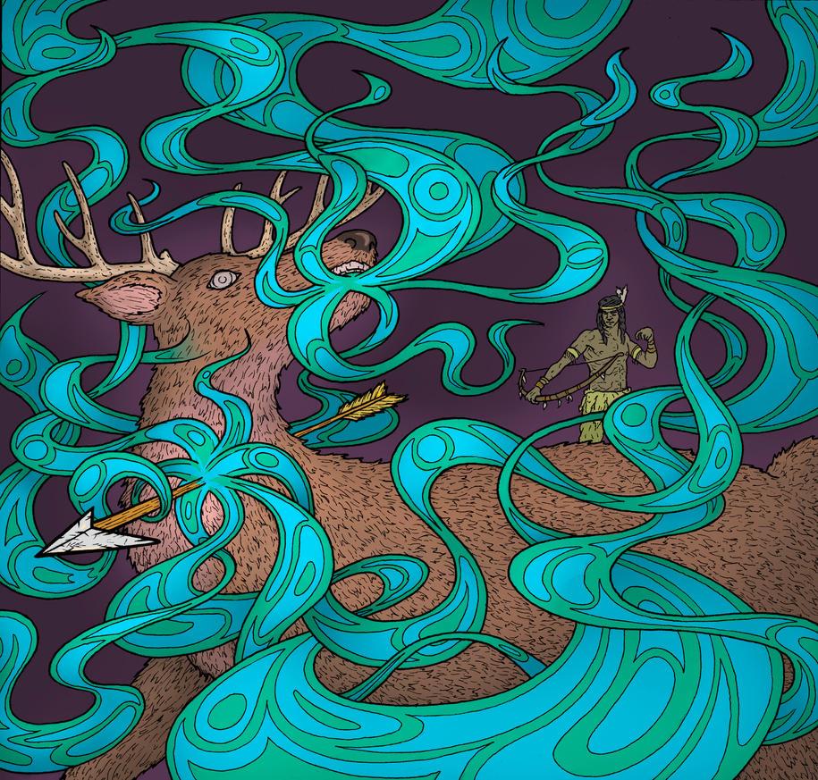 spirit release by jorgealex on deviantart