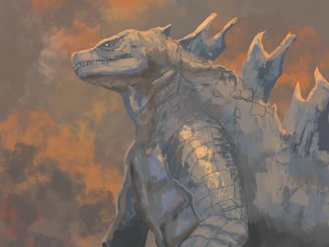 Godzilla Study (Feb 2021)