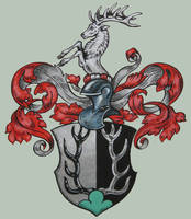 Family Crest by tchintchie