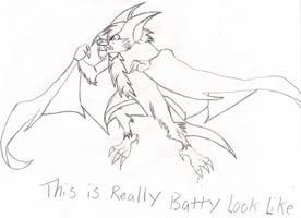Batty Full Body by Itrizill