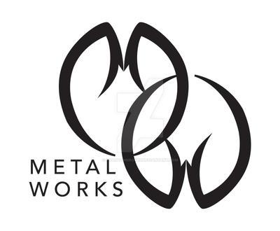 R.I.T Metal Works logo 2 by PhantomsRoses