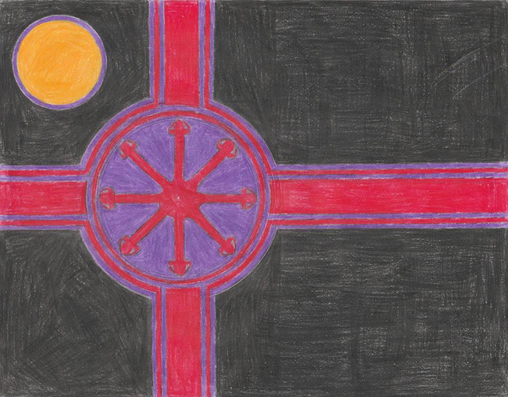 TES Flag 2 by CrimsonAlphaField