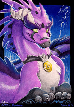ACEO - Kyuubreon