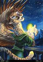 ACEO - Cybre by olvice