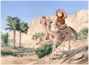Journey to Al-Fayoum