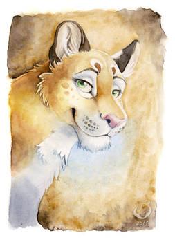 Doodley doo lioness