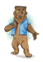 Nilus the bear