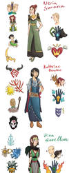 Decision Overall View-Dragon Age by PrinceFleabitten