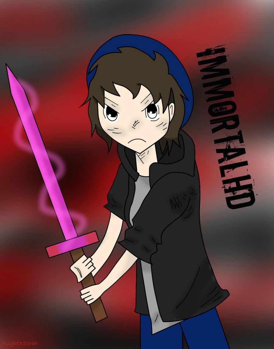 immortalhd fan art - photo #10