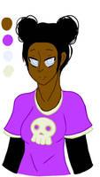 New OC: Liu by Miss-BlackStar64