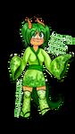FA: Dragon!Anna by Miss-BlackStar64