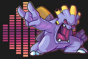 Drop that Bass by NegaNeon