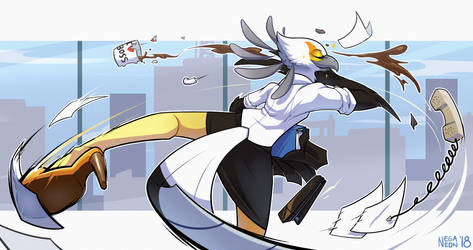 Sick Kicks by NegaNeon