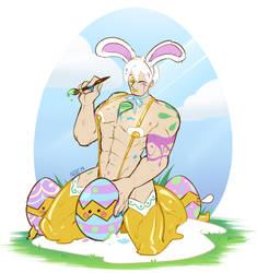 Easter Helper by NegaNeon