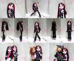 MH: Dexter Arkham -doll-