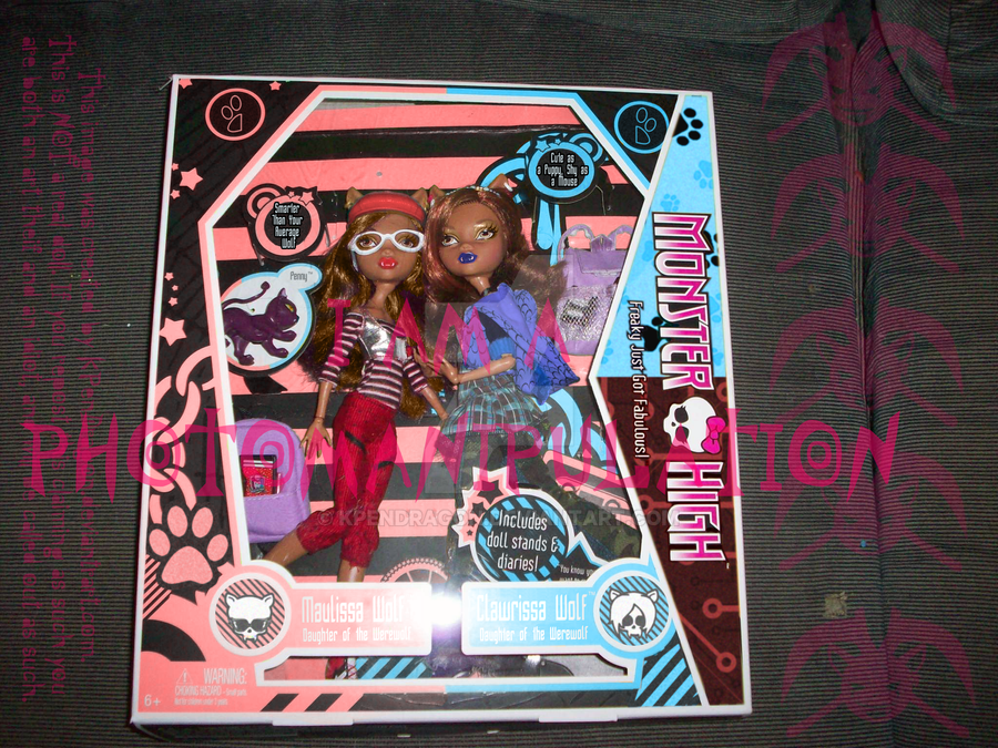 Поделки для кукол монстер хай своими руками 73
