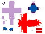 Paper Crafts: Octaretta