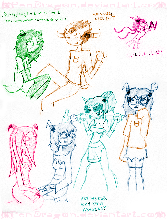 hs beta troll doodles by kpendragon on deviantart