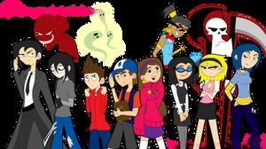 Mystery Kids: My Lineup