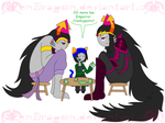 HS: Nepeta's Magicla Sea Party