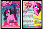 MLP: Fangirl Trading Card
