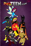 FOP: Future Teen Team -cover poster-