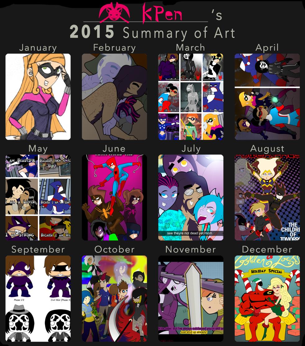 2015 Art Review