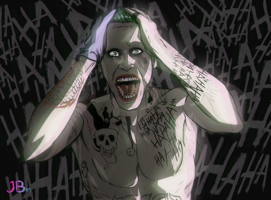 Joker by futonrasen