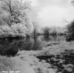 Enchanted Lake 2 by ivoturk