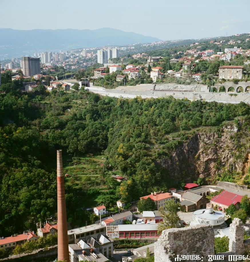 Rijeka Landscape 3 by ivoturk