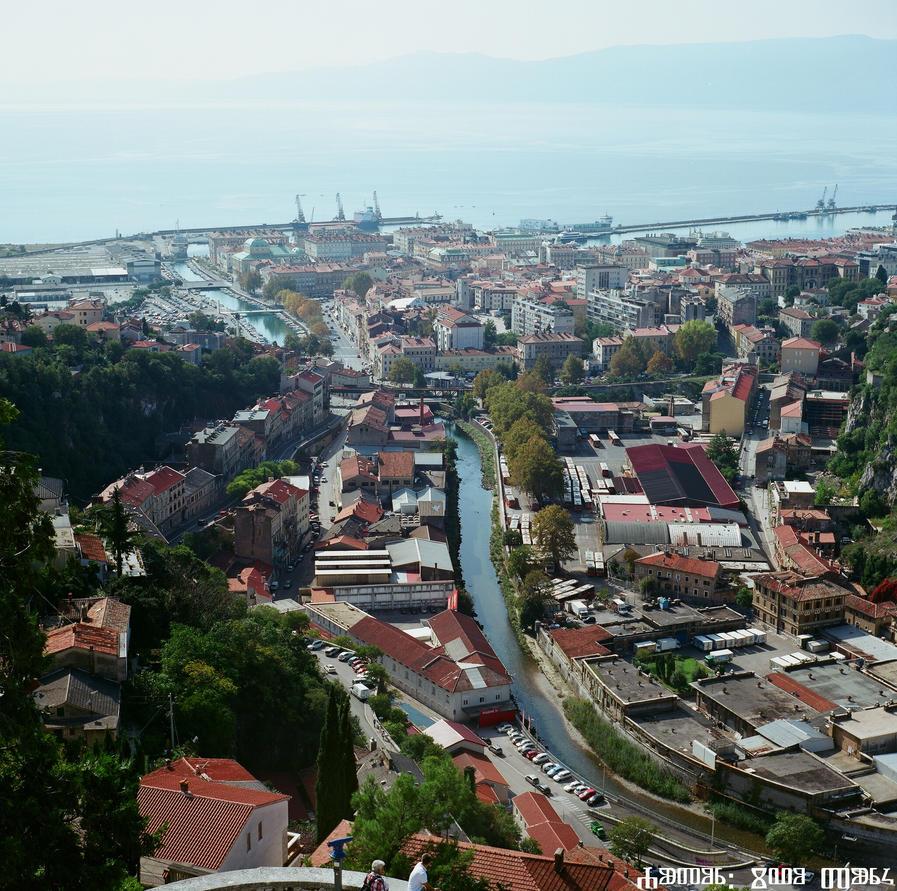 Rijeka Landscape 5 by ivoturk
