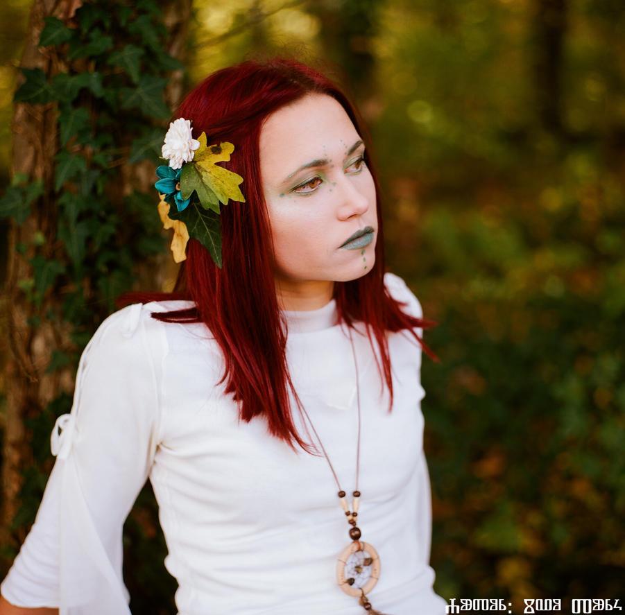 Forest Fairy X 2015. 16 by ivoturk