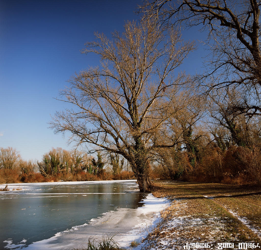 Savica Sanci Lakes January 2017 By Ivoturk On Deviantart