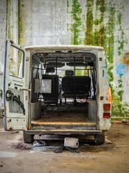 Abandoned car 4 by OliverAF