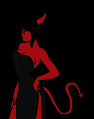 Devil 4 by QTcomics