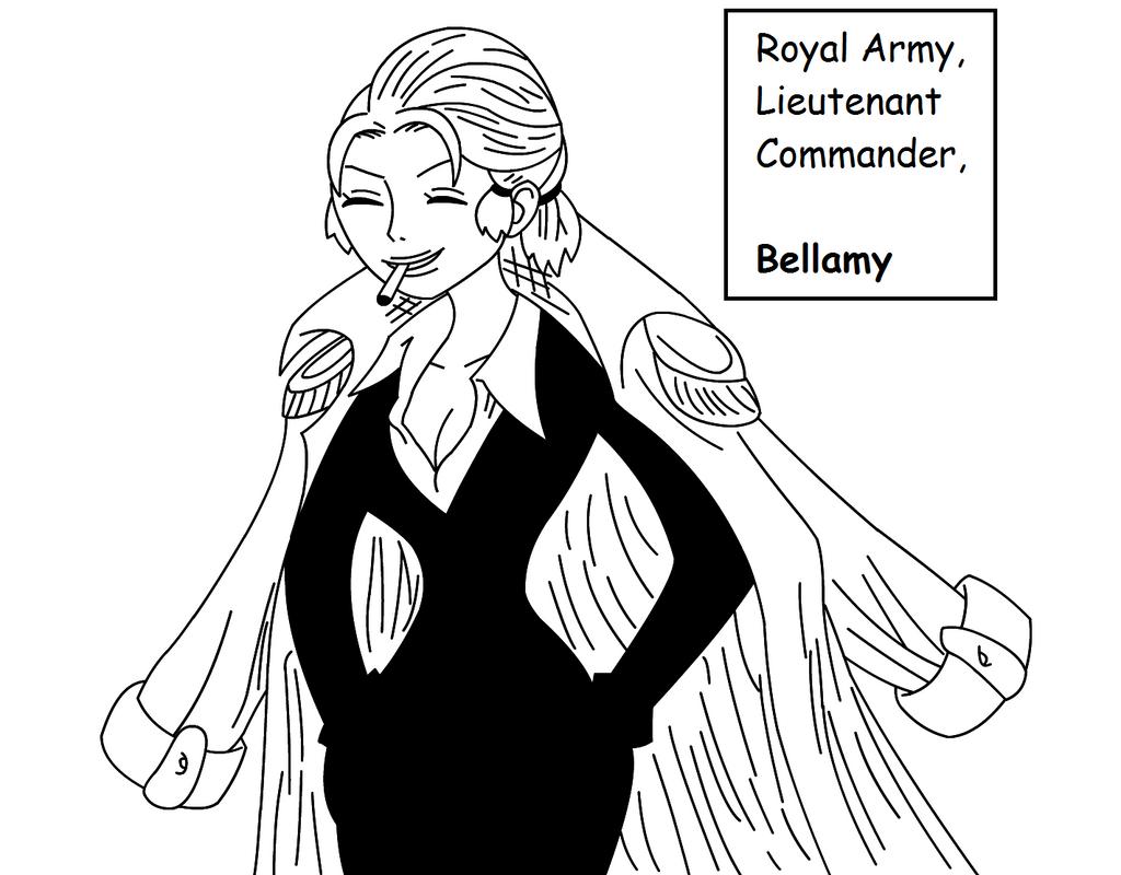 Homunculus Bellamy by QTcomics