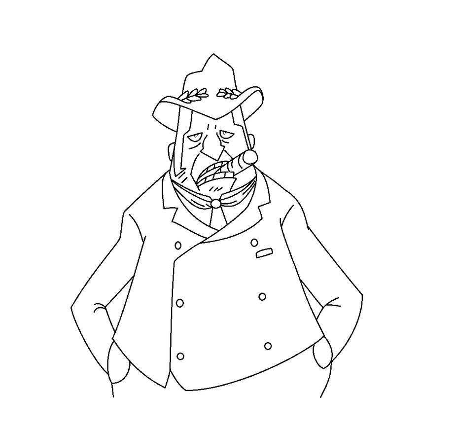 Capone Caesar by QTcomics