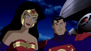 Justice League Edit by QTcomics